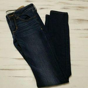 Abercrombie skinny jeans sz 24